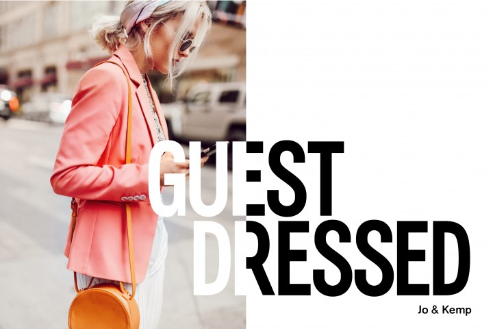 6dce5f37ce Guest Dressed  Jo   Kemp s Take on Stripes   Mixing Prints – The ...