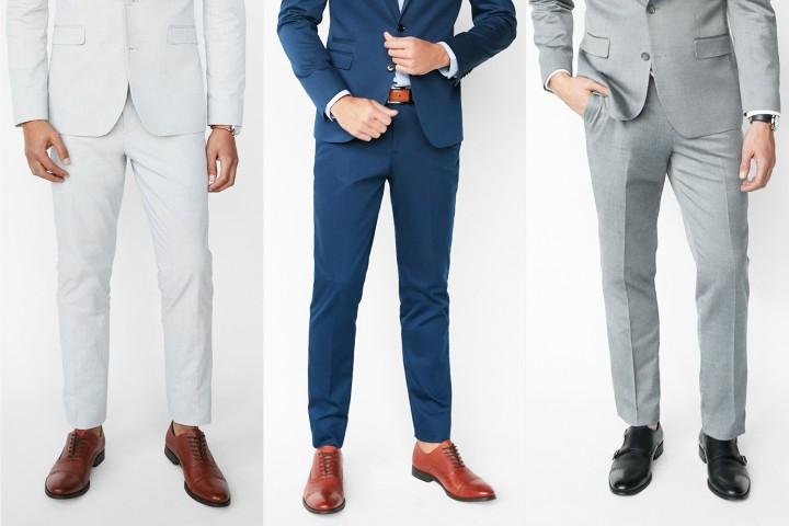 98bf2ec3de How Dress Pants Should Fit in 2018 – The Edit x Express