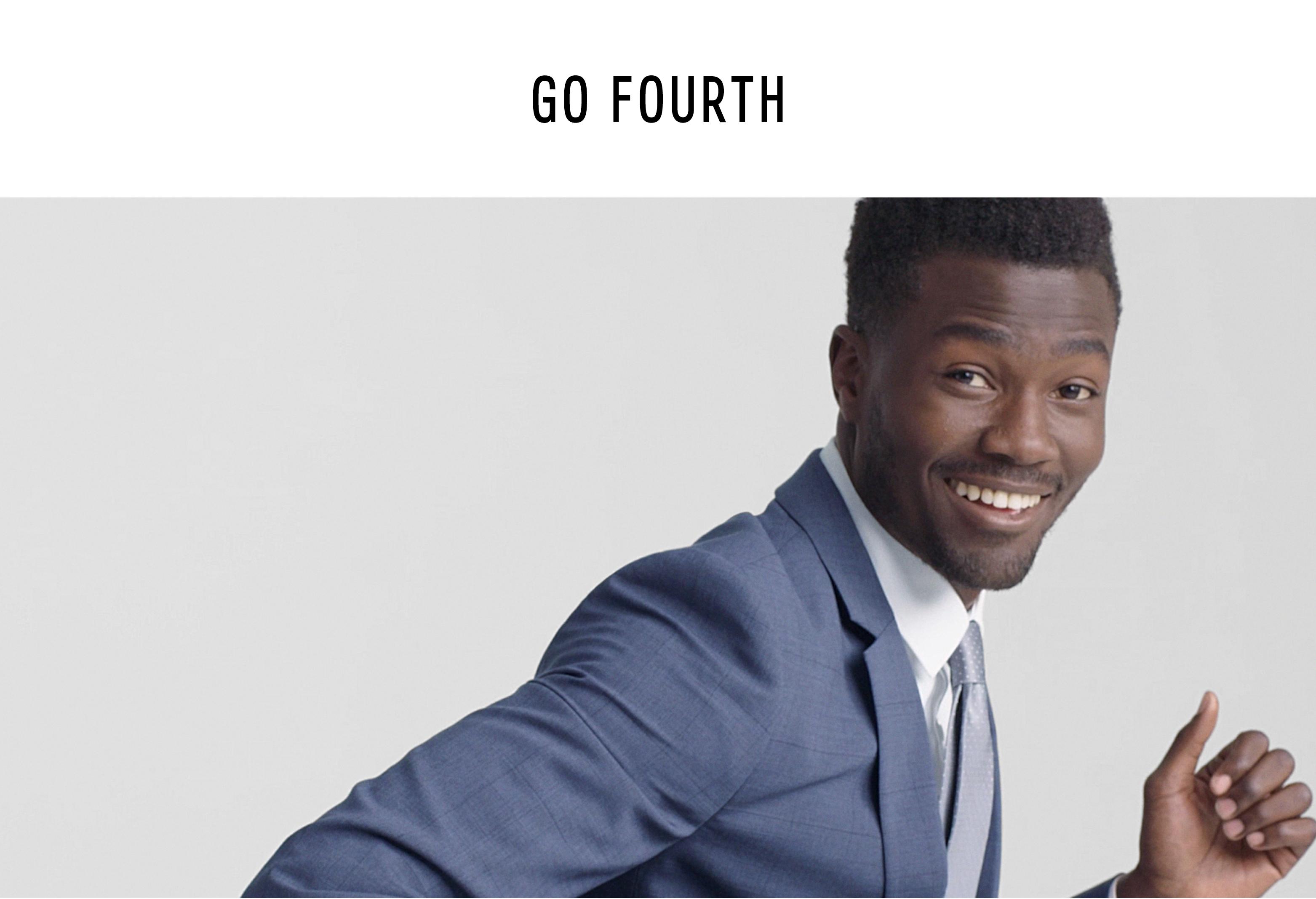 go-fourth
