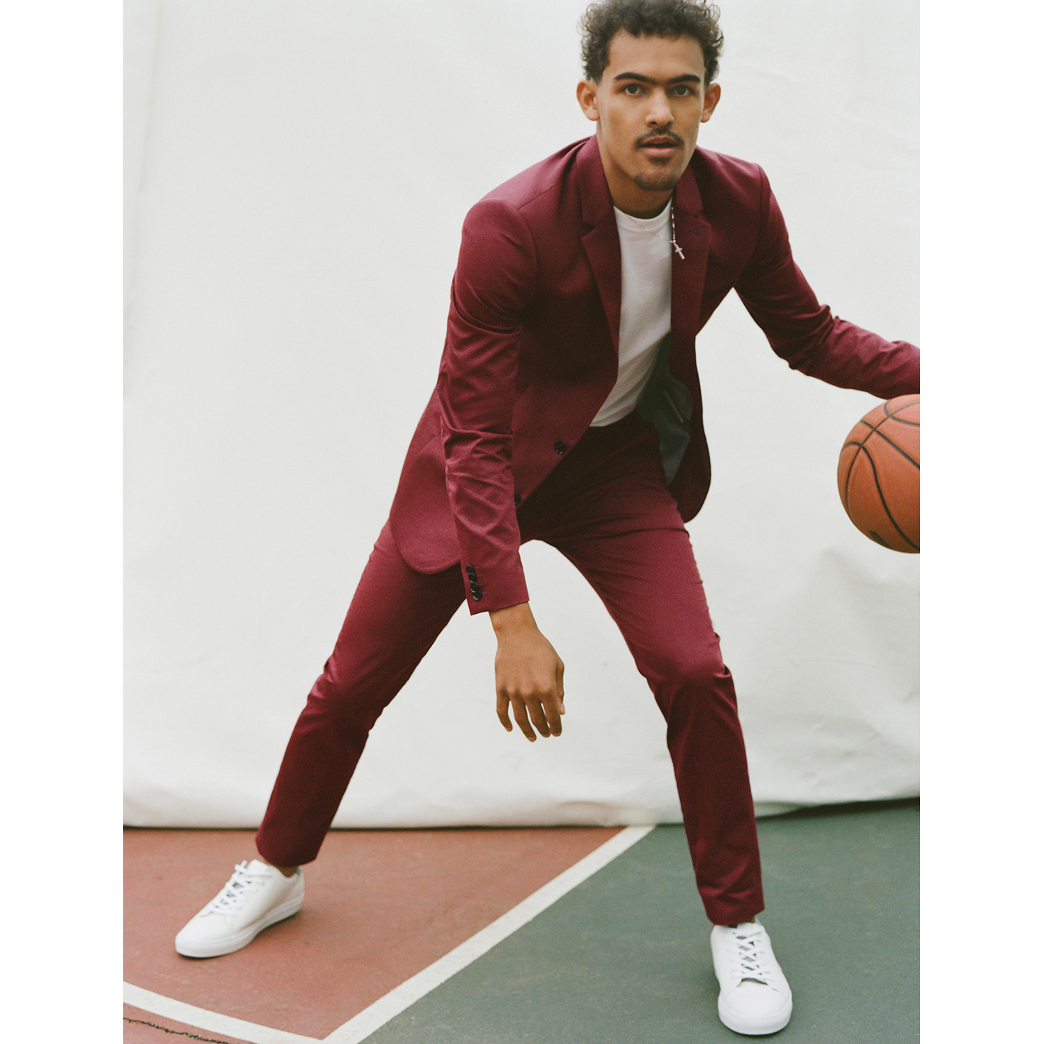 The Making Of An Outfit And An Athlete: Trae Young