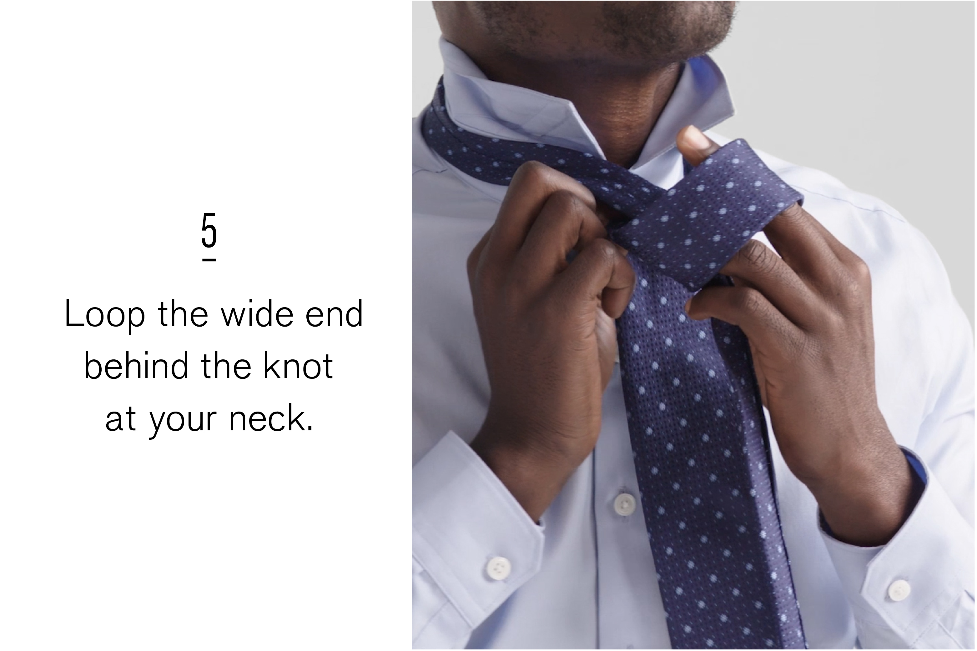 loop-the-wide-end-behind-the-knot-at-your-neck