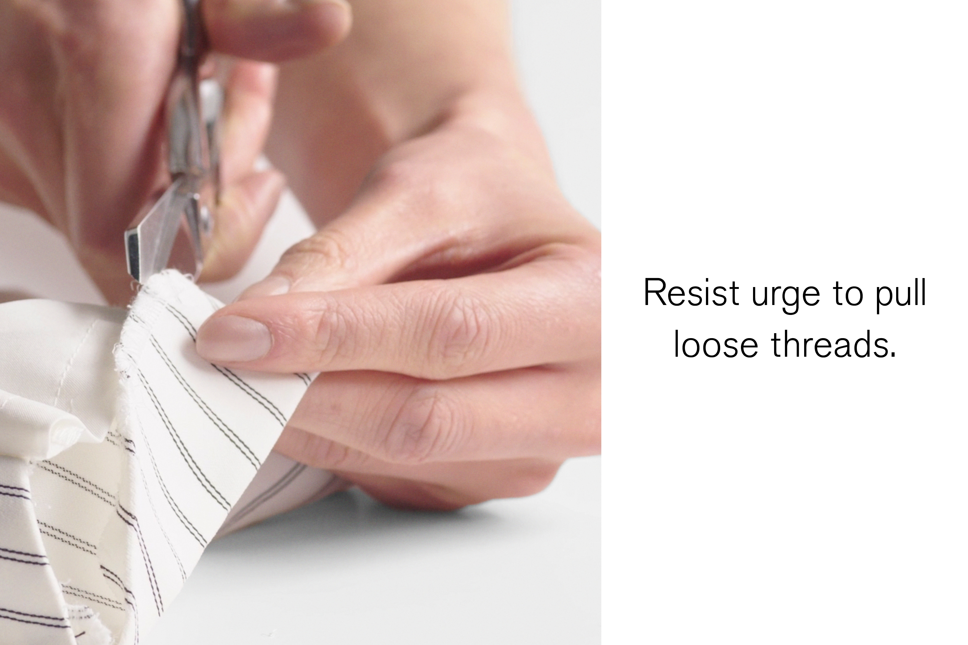 resist-urge-to-pull-loose-threads