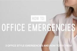 Office Emergencies