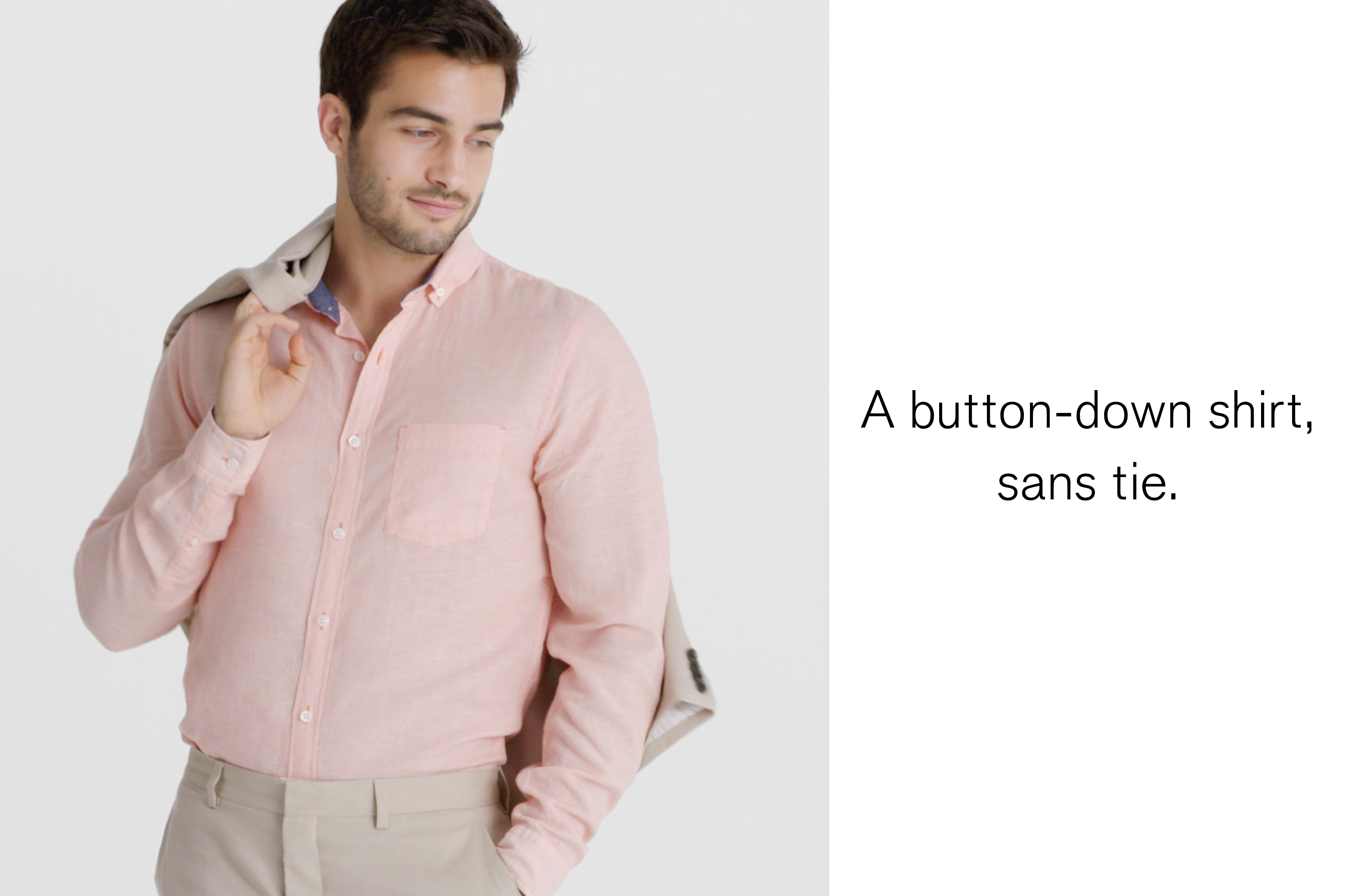 a-button-down-shirt-sans-tie