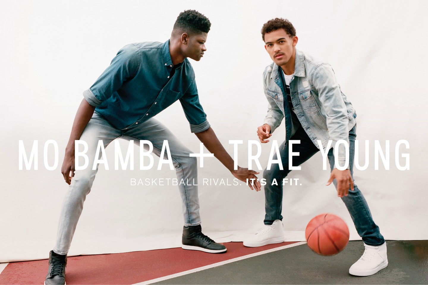 544031f59 How Trae Young and Mo Bamba Are Fueling Basketball s Hottest Rivalry ...