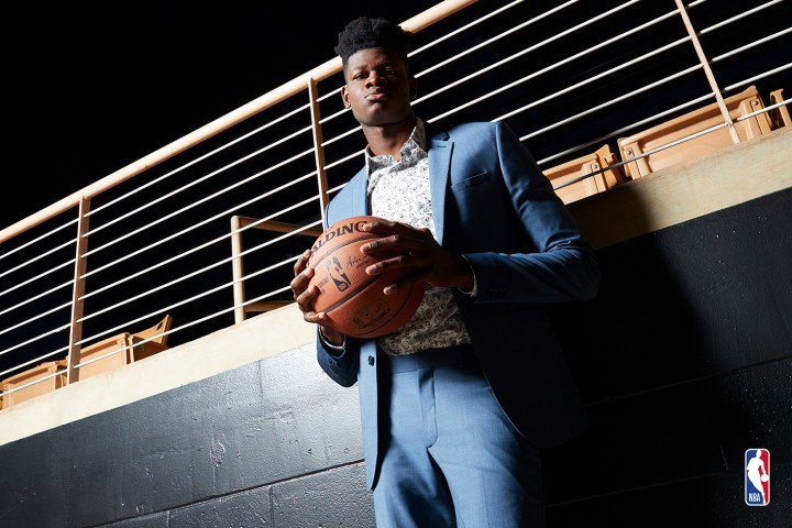How Mo Bamba Is Prepping for His Big Debut – The Edit x Express