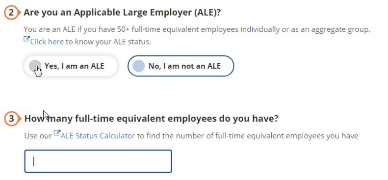ACA penalty calculator