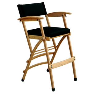 Charmant Directors Chairs   Tall