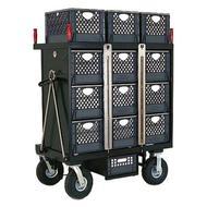 9 Crate Cart