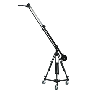 Quick Jib 5' Reach w/ Tripod, Wheels & Weights