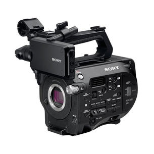Sony FS7 4K camera w/ Support Cage - Dovetail