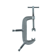 "C-Clamp 8"" w/ Baby Pin"