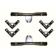 Pipe Frame Set 1.25""