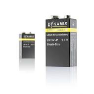 9V Lithium-ion Battery - singles