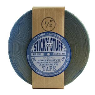 "Joe's Sticky Stuff 1/2"" x 65' (Butyl)"