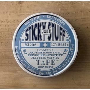 "Joe's Sticky Stuff 1/2"" x 20' (Butyl)"