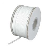 White Zip Cord (lamp cord)- 250 ft spool
