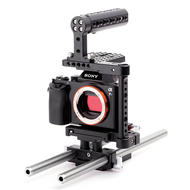 Wooden Camera DSLR Cage w/ 15mm Baseplate