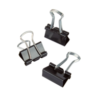 "Large Binder Clips (2"" width)- 12 ct"