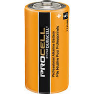 """C"" Duracell Procell battery - single"