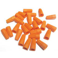 73B Wire Nuts (orange) - box of 100
