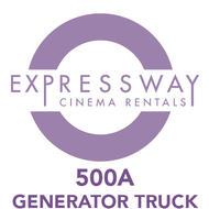 500 AMP Generator Truck