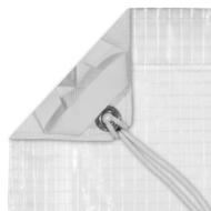 6x6 1/4 Grid Cloth