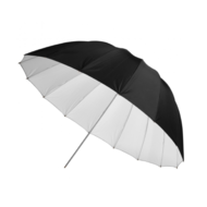 """Westcott 45"""" Umbrella - White Satin"""
