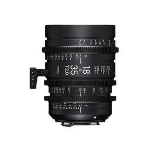 Sigma 18-35mm T2 - EF
