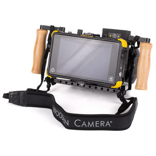 Directors Monitor Handheld Cage