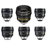 Arri Ultra Prime 6 Lens Set