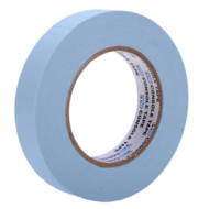 "1"" Blue Paper Tape"