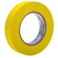 "1"" Yellow Paper Tape"