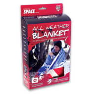 Space Blanket: Red