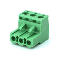 Phoenix Connector, 3-pin Female