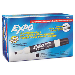 Expo Dry Erase Markers 12pk