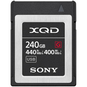240Gb XQD Card G Series Memory Card
