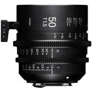 Sigma FF Cine Prime 50mm T1.5