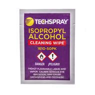 Isopropyl Alcohol 99.8% IPA Wipes Techspray 1610