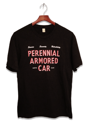 Perennial Armored Car (Black)