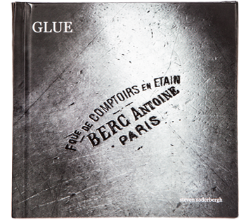 """Glue"" Hardcover Edition"