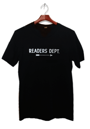 READERS DEPT.