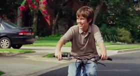 Boyhood bike article