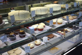 Astor bake shop desserts display article