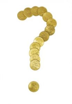 Coin question mark article