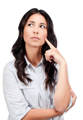 Businesswoman thinking1 article