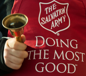 Salvation army bell article