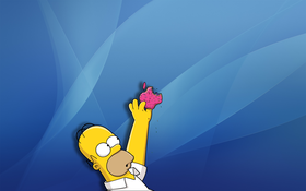 Homer simpson wallpaper article