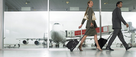 Traveling for business article