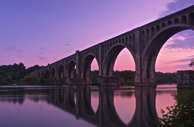 Purple bridge article